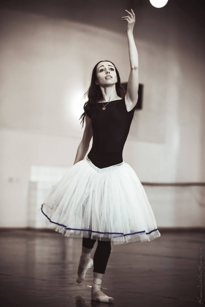 Секс с украинскими балеринами