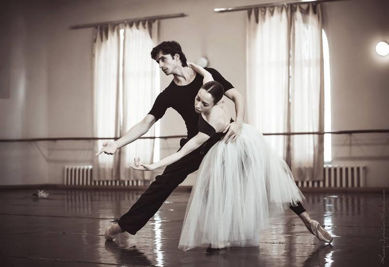 известная украинская балерина фото