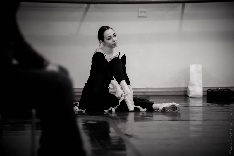 прима-балерина Кухар фото