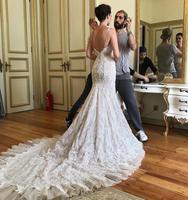 фахрие эвджен свадьба