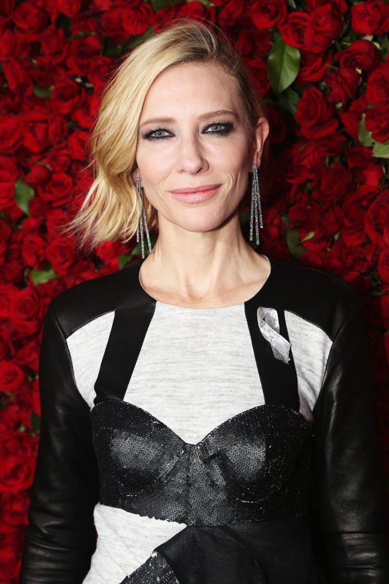 Tony Awards 2016 красная дорожка Кейт Бланшетт