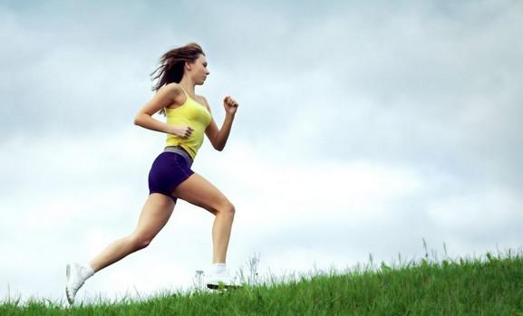 бегать для похудения