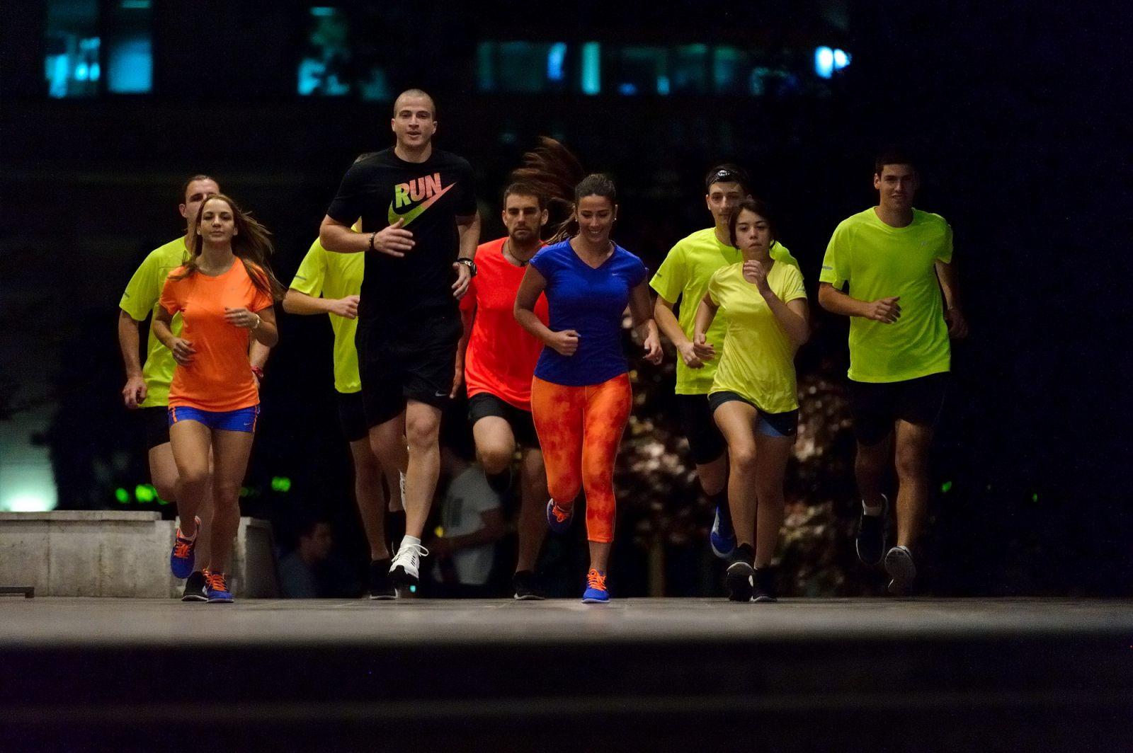 Картинки по запросу Беговой клуб Nike+