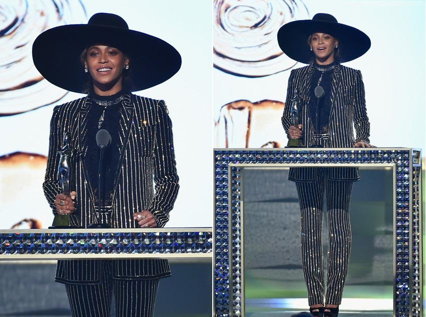 Бейонсе, Наоми Кэмпбелл и остальные навручении популярного «Оскара» CFDA Fashion Awards