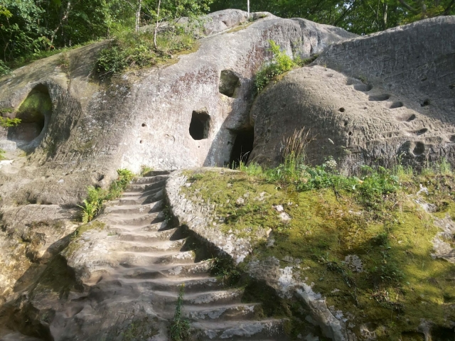 что посмотреть в Западной Украине монастырь в Розгирче