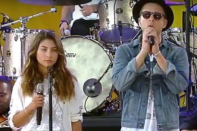 Дочь Криса Корнелла спела «Hallelujah» для отца иЧестера Беннингтона