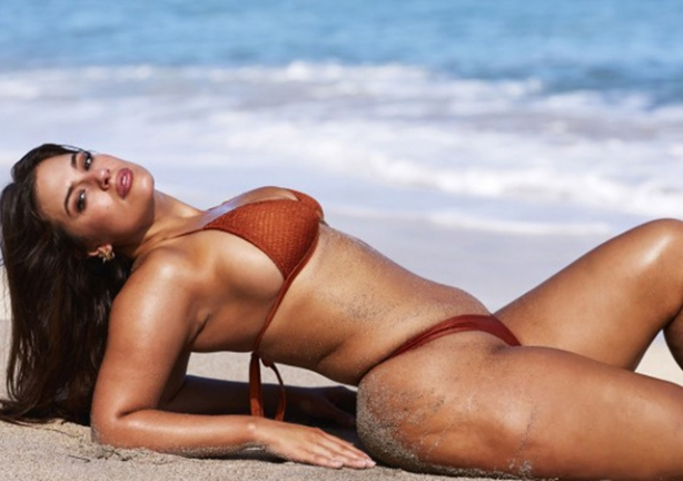 Sports Illustrated Swimsuit эшли грэм фото
