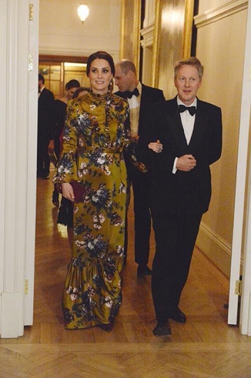 как познакомились принц уильям с женой
