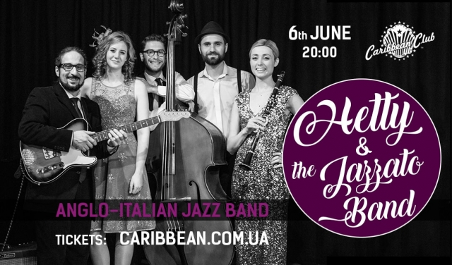 Hetty & the Jazzato Band