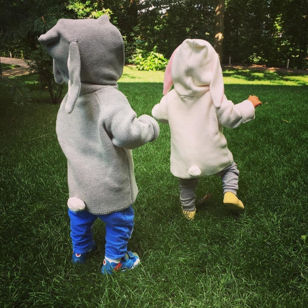 дети елены кравец