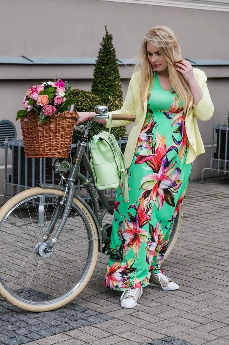 Первая в Латвии плюс-сайз модель рассказывает о своем графике питания, физических упражнений, уходовых процедурах и других секретах красоты.