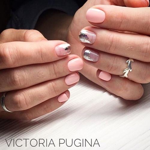 маникюр, дизайн ногтей,маникюр 2019, дизайн ногтей, маникюр на День святого Валентина