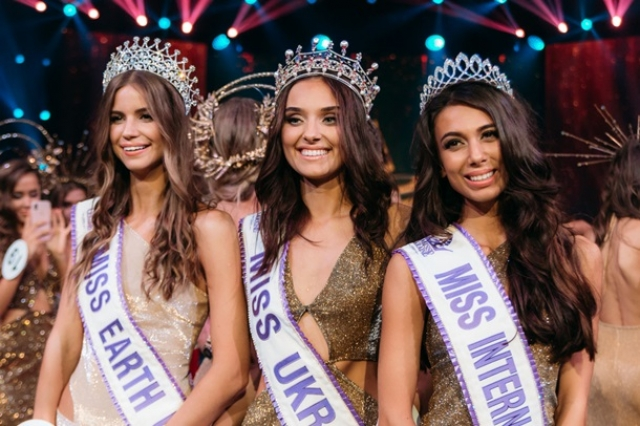победительница мисс украина 2018