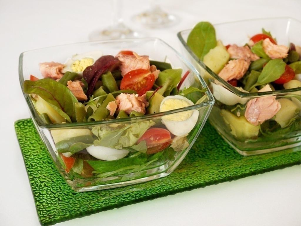 Простые рецепты салатов на скорую руку на день рождения