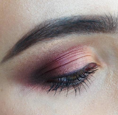 макияж 2019, смоки айз, смоки айз пошагово