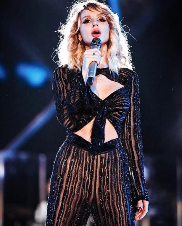 Светлана Лобода стала «Женщиной года» поверсии Glamour