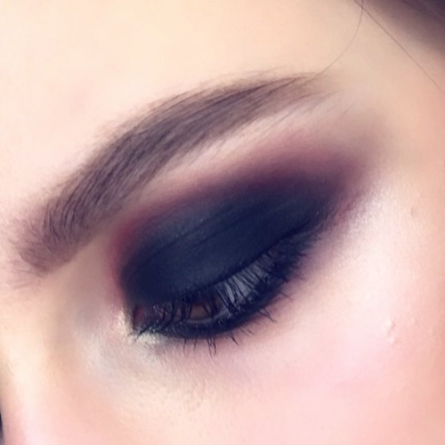 макияж 2019, пошаговый макияж, модный макияж 2019