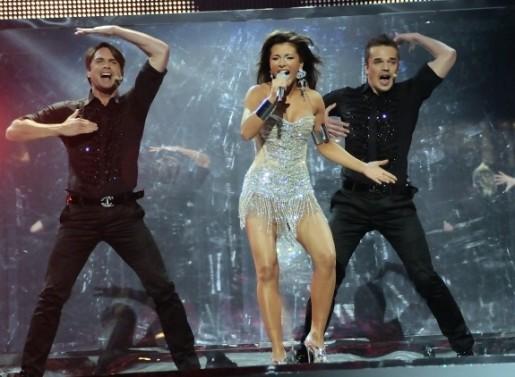 Ани Лорак на Евровидении