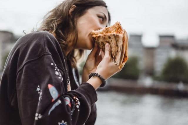 как приготовить постную пиццу дома простой рецепт