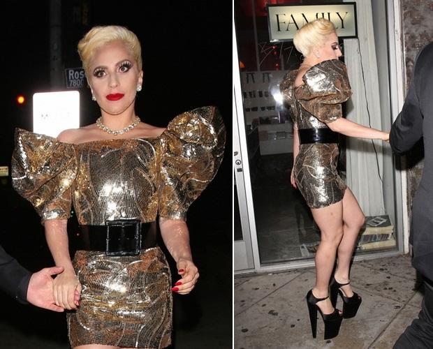 Леди Гага 30 лет
