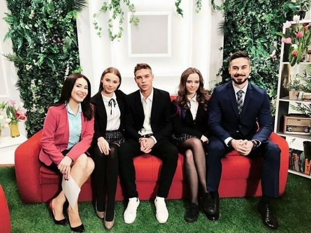 Актеры сериала Школа