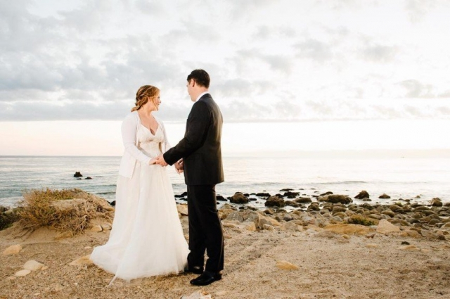свадебное платье Эми Шумер