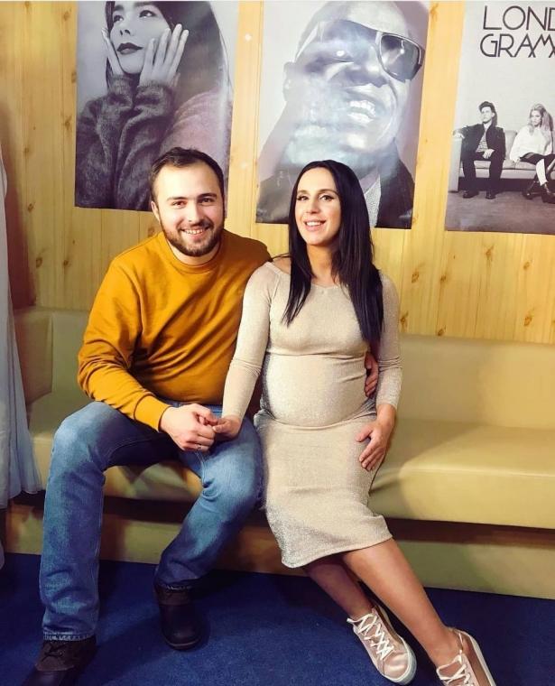 Украинская 34-летняя эстрадная певица Джамала родила первенца