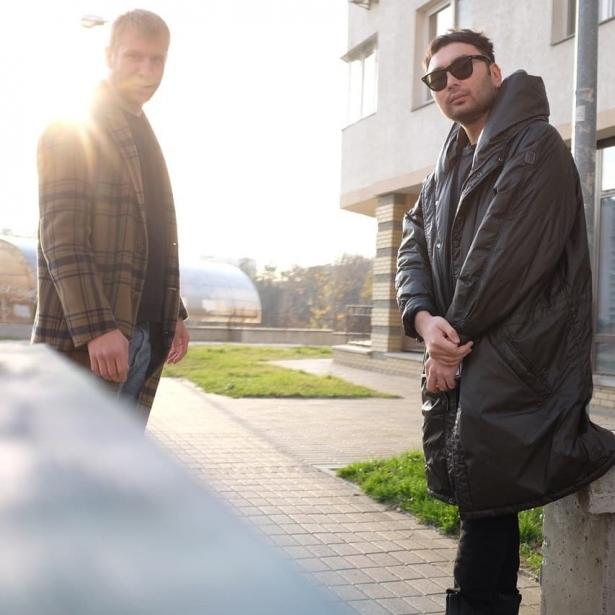 Иван Дорн и Moldanazar