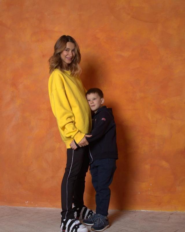 Певица TAYANNA с сыном