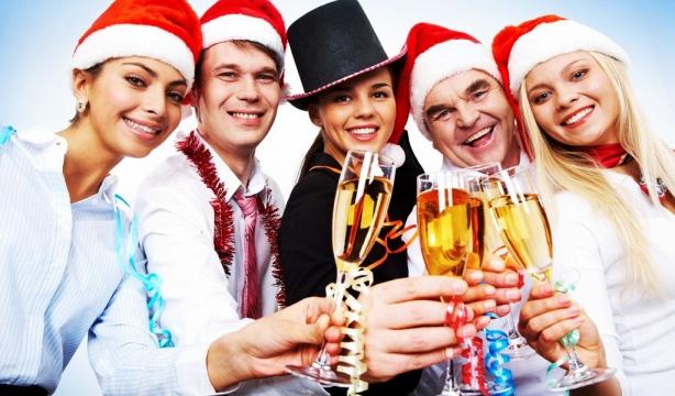 тост на корпоративе на новый год