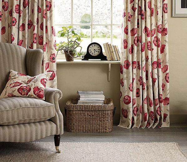 текстиль в доме фото