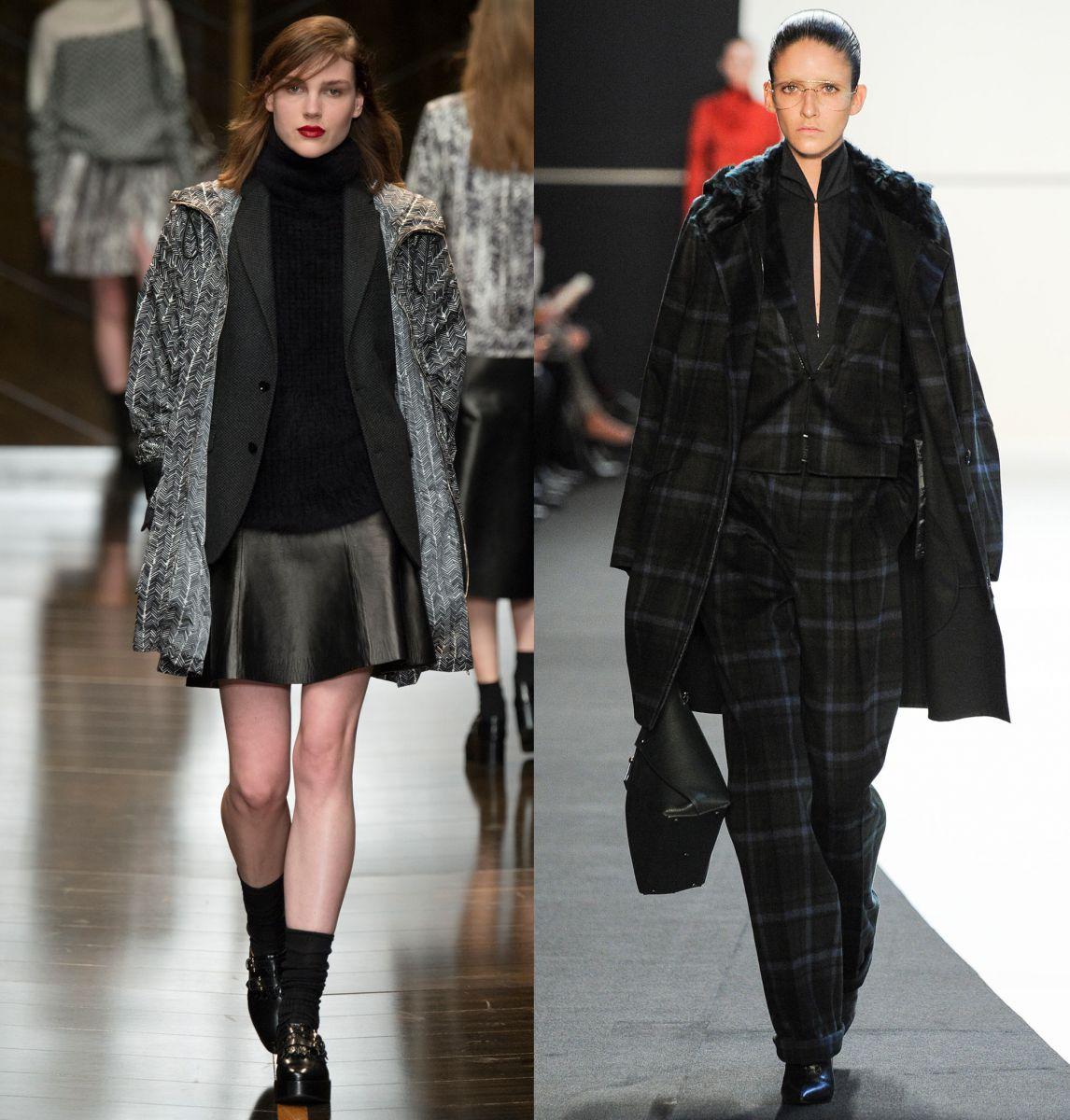 Зачем надевать два пальто одновременно