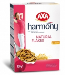 мультизерновые хлопья AXA Harmony