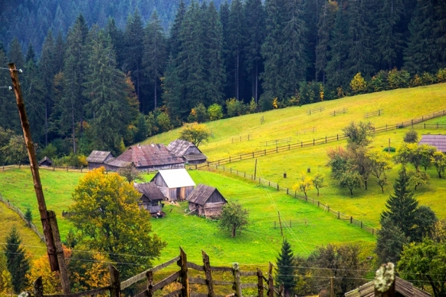 Лечебные курорты Закарпатья: Квасы