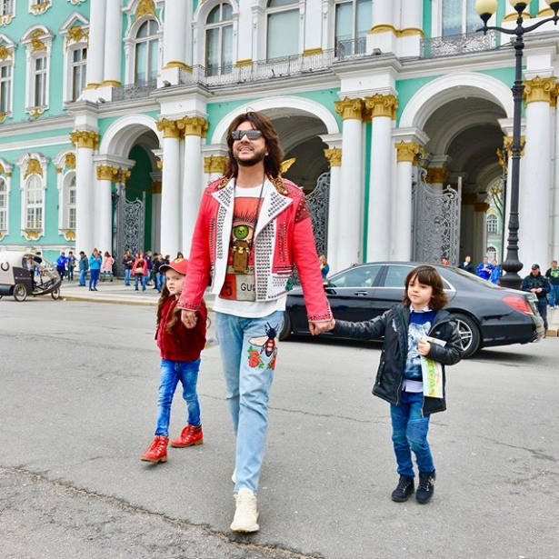 Филипп Киркоров дети