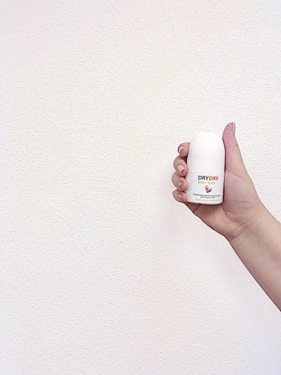 Тестирование дезодорантов от DRYDRY