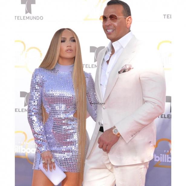 лопес и родригес Billboard Latin Music Awards 2018