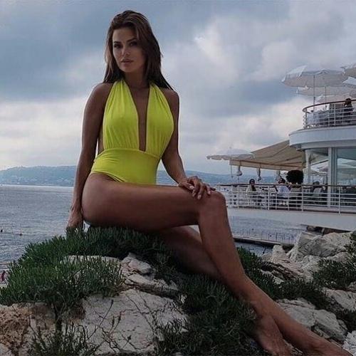 Виктория Боня предстала вКаннах похожей наАнджелину Джоли