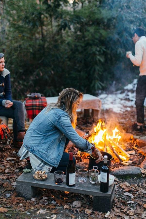 Как провести отдых на природе большой компании друзей ... Отдых на Природе Пикник