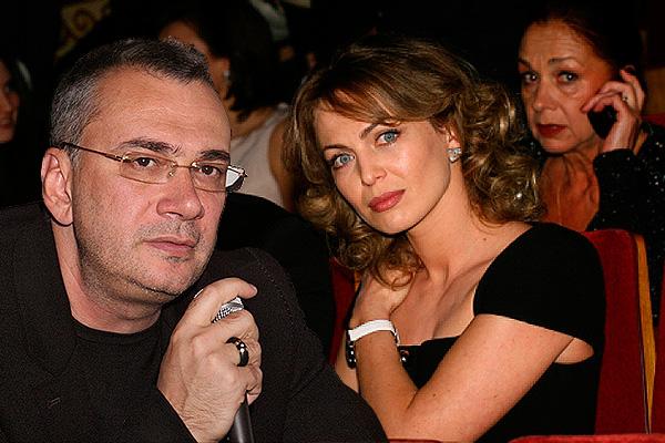 Костя Меладзе с бывшей женой