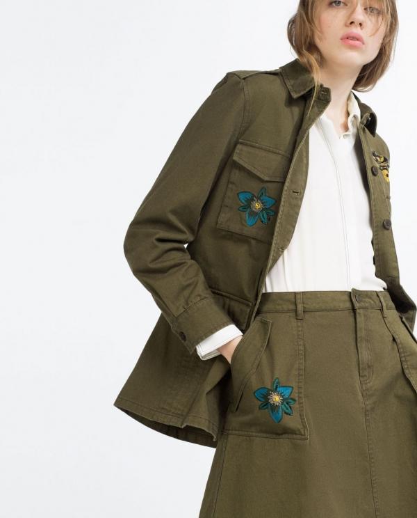 Верхняя одежда: что носить весной