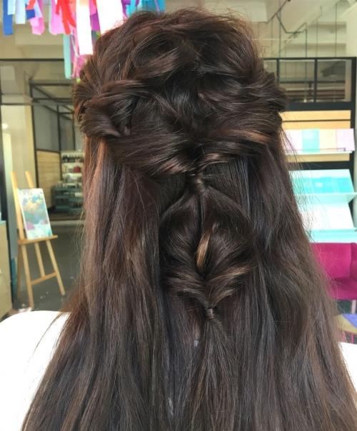 модный цвет, модный цвет 2019, модные оттенки, покараска волос