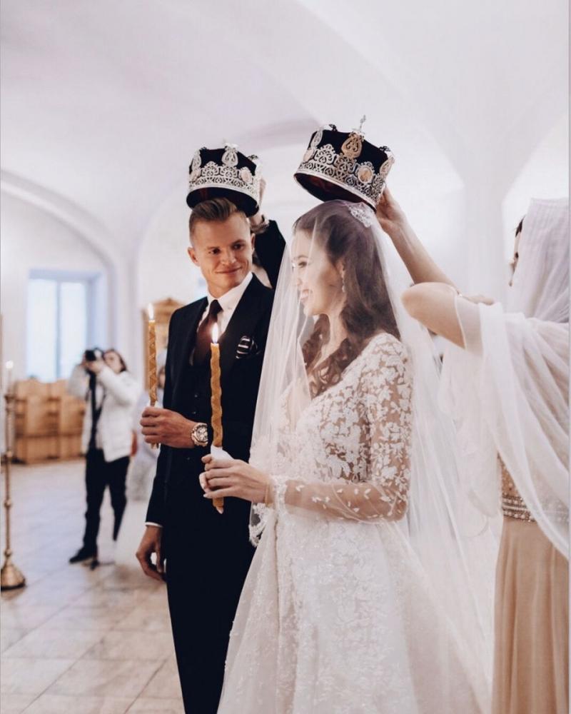 свадьбы звезд в 2018 году