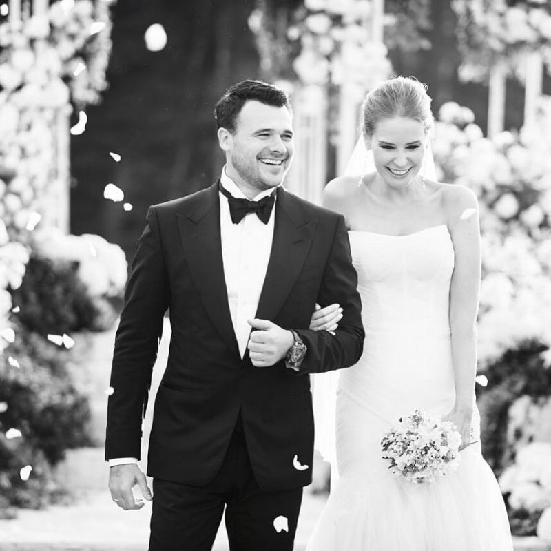 свадьба эмина агаларова