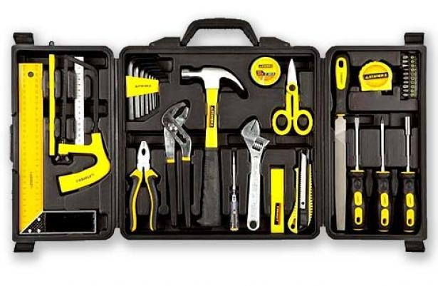 Набор инструментов для мужчины на Новый год 2018