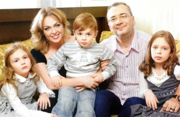 меладзе семья