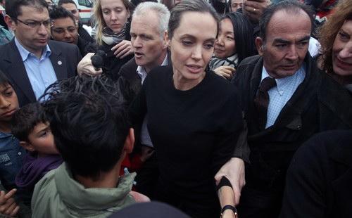 Джоли анорексия