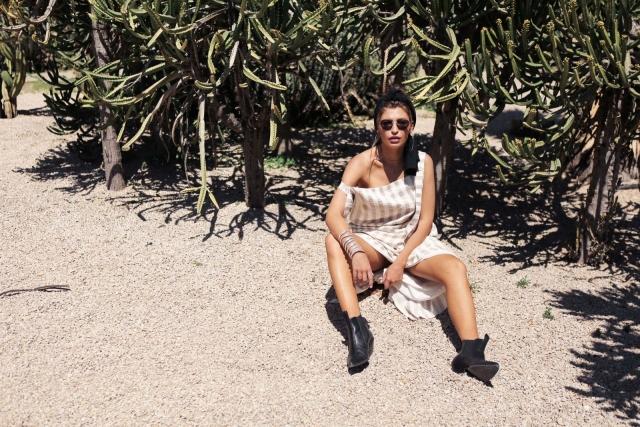 Лучшие места солнечной Барселоны в съемке бренда SOLH