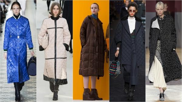 трендовые пальто осень-зима