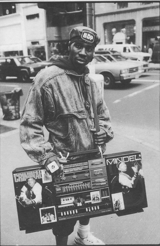Хип-хопу 44 года!